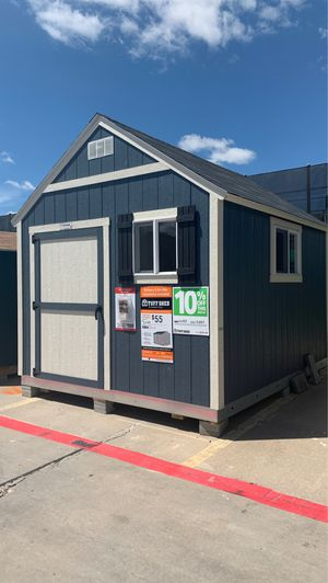Tuff Shed display TR700 10x12 with 8/12 pitch and many upgrades. for Sale in Austin, TX