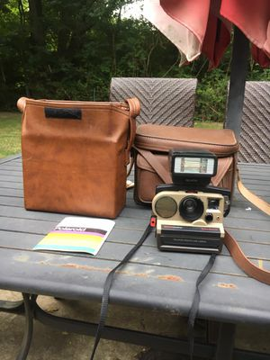 Polaroid Sonar OneStep Sears Special Instamatic Camera With Case, Vintage 1978 for Sale in Dayton, OH