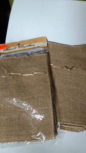 Burlap Favor pouches for Sale in Los Angeles, CA