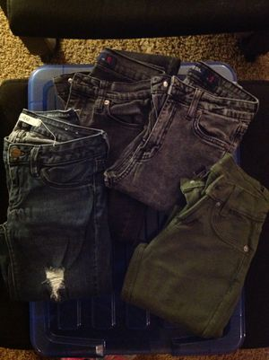 JEANS - CLOTHES FOR SALE for Sale in Monrovia, CA