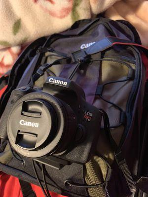 Canon rebel t6i for Sale in Phoenix, AZ