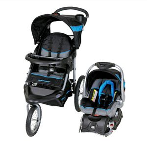 Baby trend Expedition jogger stroller car seat travel system for Sale in Brea, CA