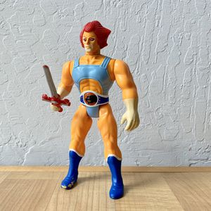Vintage Thundercats Lion-O Action Figure with Sword Collectable Toy for Sale in Elizabethtown, PA