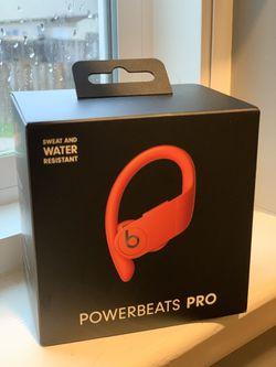 Powerbeats Pro Wireless Earphones - Apple H1 Headphone Chip, Class 1 Bluetooth, 9 Hours Of Listening for Sale in Frederick,  MD