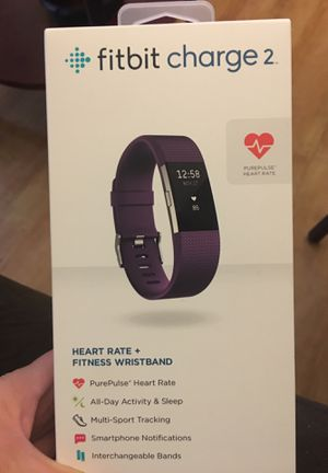 Brand New Purple Fitbit Charge for Sale in San Diego, CA