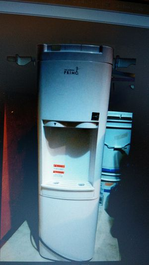 Water cooler heater dispenser big bottles for Sale in Marysville, OH