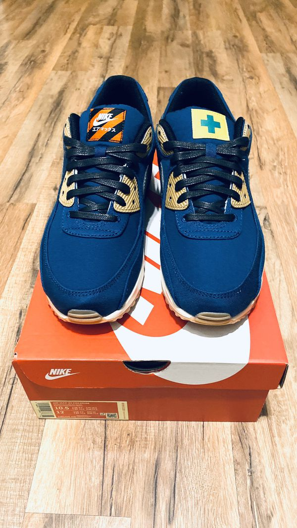 Nike Air Max 90 City Pack size 10.5 M