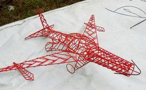 30 Gauge Custom Wire Art for Sale in Oceanside, CA