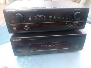 Pioneer receiver CX-4000 for Sale in Stockton, CA