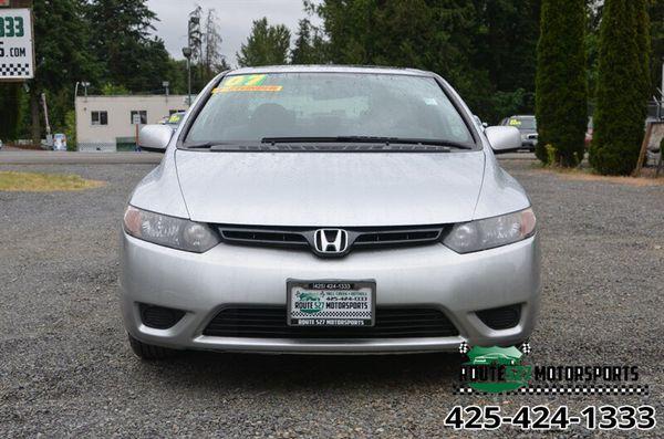 2007 Honda Civic Cpe
