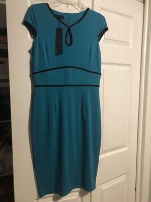 New green and black dress for Sale in Manassas, VA