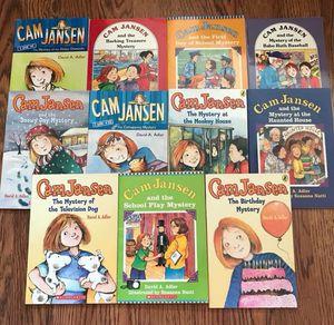 Cam Jansen Book Set $22 FIRM for Sale in Orlando, FL