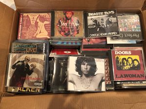 Misc. Box of CD's for Sale in Washington, DC