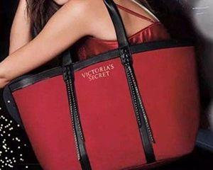 Sexy Large Victoria Secret Tote Bag - Gym Bag - Weekend Travel Bag for Sale in Homestead, FL