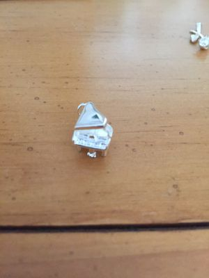 Music, piano, rose Necklace charms for Sale in Houston, TX