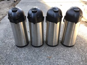 3 liter chocolate/ coffee dispenser for Sale in Oakland, CA