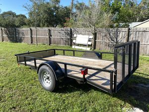 12' utility trailer for Sale in Pinellas Park, FL