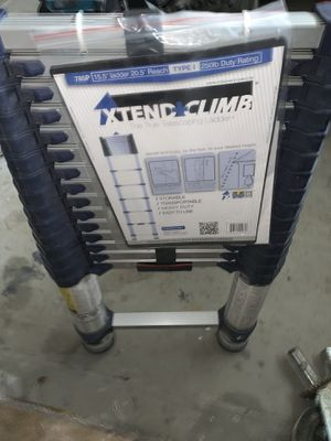 Telescope ladder 15.5 ft for Sale in RANCHO SUEY, CA