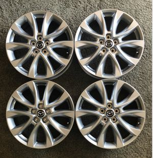 Mazda CX-5 Alloy Wheel Set for Sale in Aliso Viejo, CA