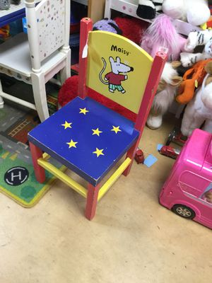 Maisy Mouse Kids Chair for Sale in Marlboro Township, NJ