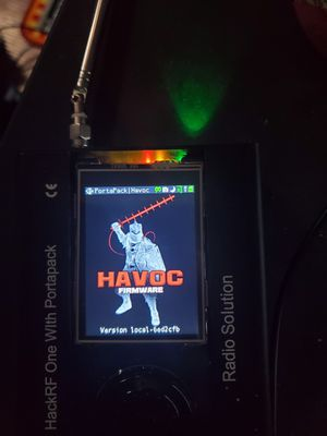 Hackrf one with portapack for Sale in Redding, CA