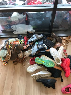 Sandals, Nike, Puma, Vans for Sale in Lake Worth, FL