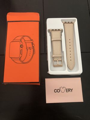 Apple Watch Leather Band for Sale in Seattle, WA