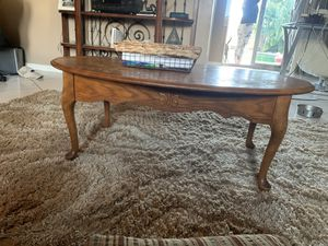 Wood Coffee table for Sale in Boca Raton, FL