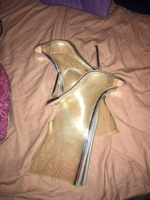 Clear Boot Heels for Sale in Oxon Hill, MD