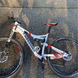 2014 Cannondale Scalpel 29er Bike for Sale in Medina,  WA