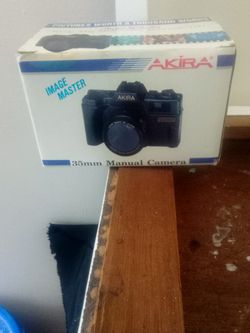 AKIRA 35mm Manual Camera (Image Master) for Sale in St. Louis,  MO
