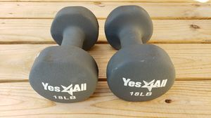 Dumbbells 18 lbs. for Sale in Berea, OH