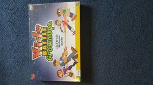 Kids Battle Grown Ups board game, brand new for Sale in San Mateo, CA