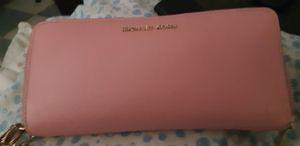Rose pink mk wallet for Sale in Fresno, CA