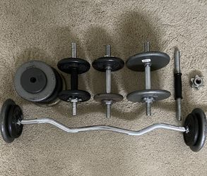 100 lbs Weights for Sale in San Bernardino,  CA