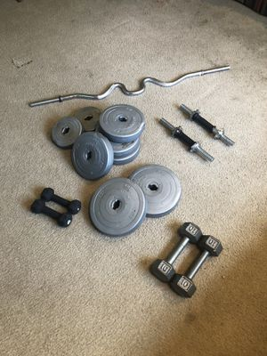 Weight set for Sale in Atlanta, GA
