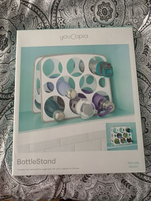 Youcopia Bottle Stand for Sale in New Rochelle, NY