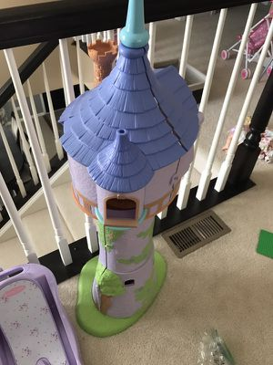 Rapunzel castle for Sale in Lockport, IL