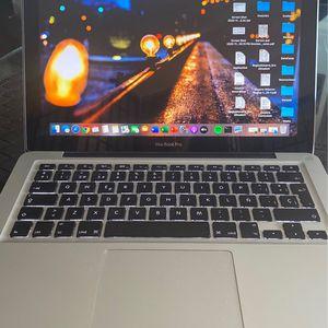 "MacBook Pro 13"" Mid 2012 10GB Memory, 500GB Storage for Sale in Austin, TX"