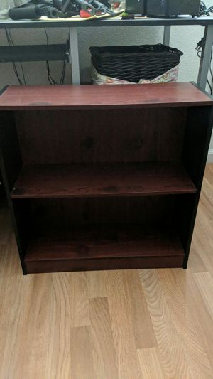 Brown shelf for Sale in Sacramento, CA