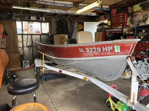 Fishing boat for Sale in Chicago, IL