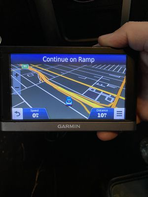 Garmin nuvi 2598 gps navigation system car for Sale in Paramount, CA