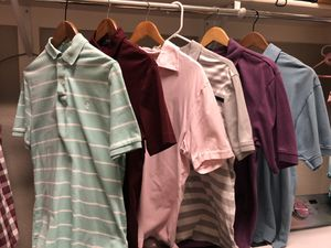 Name brand men's shirts for Sale in Lucas, TX