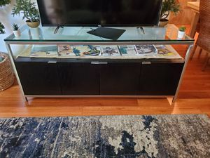 Elegant and Modern TV stand, Entertainment stand, Media center for Sale in Los Angeles, CA
