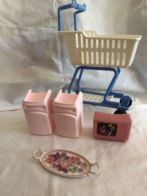 90's Barbie Vintage Accessories for Sale in Rancho Cucamonga, CA