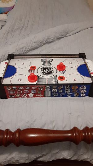 NHL Air Hockey Table for Sale in Cary, NC