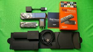 New Firetvstick with alexa Remote, 2nd generation in san marcos, ca for Sale in San Marcos, CA