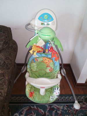 Fisher Price Baby Swing for Sale in St. Louis, MO