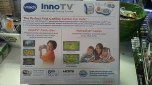 Vtech InnoTV Educational Gaming System for Sale in Phoenix, AZ