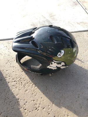 Full face razor bike helmet for Sale in Hesperia, CA